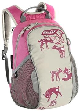 BOLL Bunny 6L Canvas, Kinder Tagesrucksack (ideal für die KITA), für Kinder ab 85cm und größer -