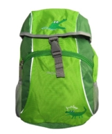 Franky Junior Kinderrucksack RS7 Pirat Junior - Grün -