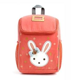 GWELL Babyrucksack Kindergartenrucksack Kindergartentasche Backpack Schultasche Kinder Mädchen orange -
