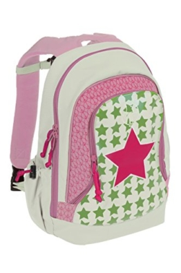 Lässig Mini Backpack Big Kinderrucksack Kindergartentasche,Starlight magenta - 1