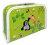 Der kleine Maulwurf, Kinder-Koffer hellgrün 30 cm - 1